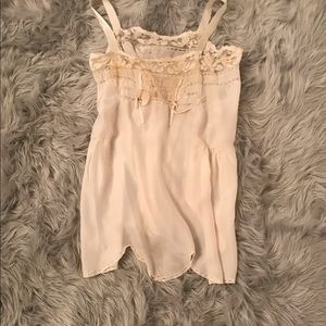Vintage 1920s negligee!! Silk. Collector's item!